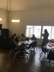 Scripps Healthy Living Class  August 2017