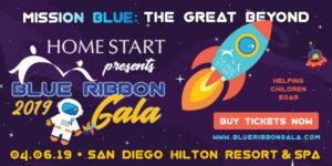 Home Start Blue Ribbon Gala @ Hilton San Diego Resort and Spa