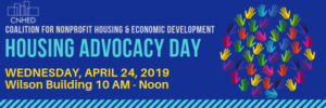 CNHED Housing Advocacy Day @ John A. Wilson Building