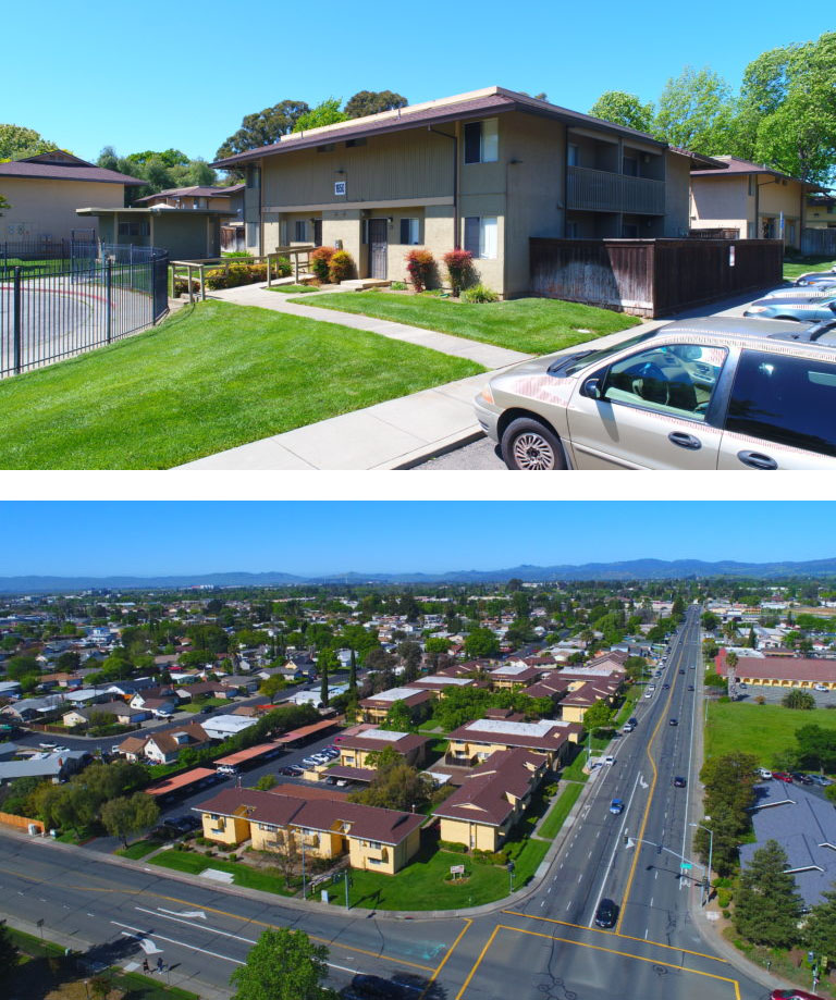 HOM Acquires Affordable Housing Complexes In Fairfield, CA
